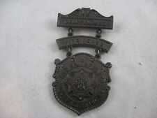F.L.I. LONG AND FAITHFUL SERVICE DEO FIDIMUS BRONZ? MEDAL DATED 1818