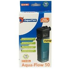SuperFish Aquarium Aqua Flow 50 Internal filter