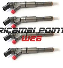 Serie 4 Iniettori Bosch Ricostruiti 0445110216 BMW 120d 320d X3 X5 2.0 3.0 D