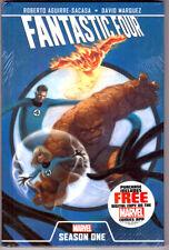 FANTASTIC FOUIR Season One #1 HC OOP 1st ed MARVEL comic HC NEW Cover sealed