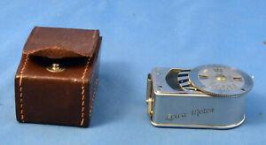 Weston Leica-Meter in Original Leather Case
