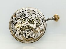 43mm  High Grade SWISS Chronograph pocket watch movement with great Dial &Hands