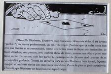 GIRAUD (MOEBIUS) - Dessin Original MISTER BLUEBERRY : AS DE PIQUE
