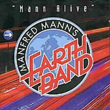 Manfred Mann, Manfred Mann's Earth Band - Mann Alive [New CD]