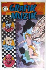 Grafik Muzik #2 1991 Frank Einstein Caliber Press