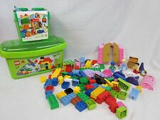 Educational Toy 2 Year Old+ LOT LEGO DUPLO 10570(NIB) + 5506 + Cinderella castle