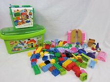 Educational Toy 2 Year Old+ LOT LEGO DUPLO 10570(NIB) + 5506 + Cinderella castle