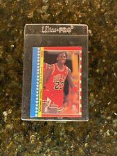 1987-88 Fleer Basketball STICKER #2 MICHAEL JORDAN......NRMT