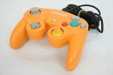 Game Cube Official Controller Pad ORANGE Nintendo Tested JAPAN Video Game 1403