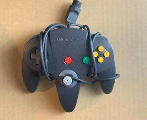 Nintendo 64 Japan Controller Black/Gray