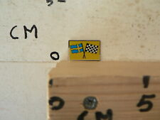 STICKER,DECAL SWEDEN COUNTRY FLAG FINISH FLAG  VINTAGE  FOR SLOTCAR RACING ?
