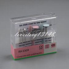 1x Dental Diamond Burs Composite Polishing RA0309 Used For Low-Speed Handpiece