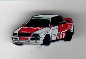 PIN - Audi 80 B4 Quattro - DTM - Dindo Capello - Motorsport - Foliert - Pins