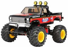 Tamiya 1/10 RC Car Series No.633 BLACK FOOT 2016 Kit 58633 Japan