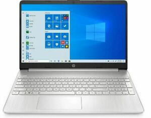 New HP 15-dy1032ms 15.6'' HD Touchscreen Laptop Intel i3-1005G1 1.2GHz 8GB 128GB