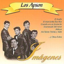 Imagenes by Los Apson (CD, Feb-2002, WEA Latina)