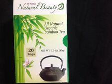 Bamboo Leaf Organic Tea Dr Nettles Natural Beauty LLC  30 bags