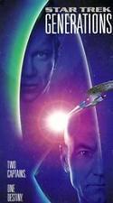 Star Trek: Generations (VHS, 1995)