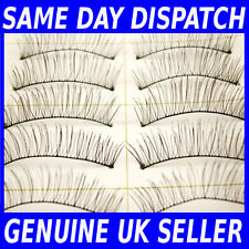 10 Pair Soft False Eyelashes Natural Lashes Make Up 217