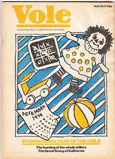 Vole Magazine December 1979 - Richard Boston - Environment