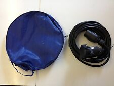 6m Trailer Extension Lead 12volt 7pin N Type Flying Socket and 7 pin N Type plug