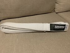 Tatami BJJ Rank Belt Nova Uniao White Belt - A4