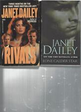 JANET DAILEY - RIVALS - A LOT OF 2 BOOKS