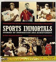 Sports Immortals: Stories of Inspiration JIM PLATT, J. BUCKLEY (Hardcover, 2002)