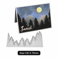 Christmas Tree Cutting Dies Stencil DIY Scrapbooking Paper Card Embossing Craft