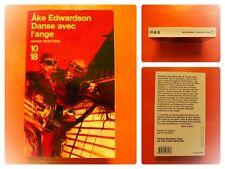 Danse avec l'ange. Ake Edwardson. Grands Détectives- 10/18 N° 3674