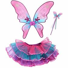 Iris Fairy Set Girls Dressing up Party Travis Designs 3 Yrs