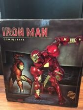 Sideshow Collectibles Iron Man Comiquette Exclusive BOX ONLY JC