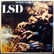 LSD Documentary Capitol STAO-2574 - Rare Stereo LP