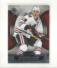 2013-14 Ultimate Collection #4 Jonathan Toews Blackhawks /499
