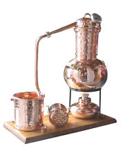 """Destille, 2L """"Kalif"""" mit Aromakorb und Thermometer Destillieranlage 2 Liter"""