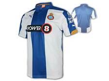 Puma Espanyol Barcelona Heimtrikot blau weiß Espanol Home Shirt Fan Jersey S-3XL