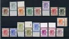 Hong Kong 1938-52  MNH selection