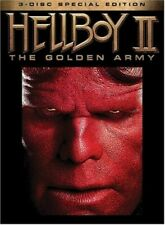 Hellboy II: The Golden Army [Import USA Zone 1] [DVD] (2008) Ron Perlman; Sel...