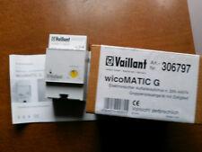 Zentralsteuergerät VAILLANT Wicomatic VEA- G/2  Nachtspeicher Gruppensteuerger.