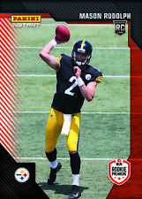 2018 Panini Instant RPS First Look Mason Rudolph RC Premiere Rookie Photo Shoot