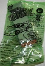 RACIN' ROCKETS GREEN CAR with LAUNCHER 2003 TACO BELL NEW UNOPENED