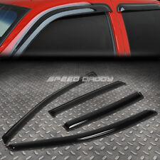 For 12-16 Honda Cr-V Rm Smoke Tint Window Visor/Wind Deflector Vent Rain Guard (Fits: Honda)