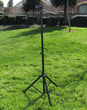 Tall Tripod with Fluid Head 10 feet high