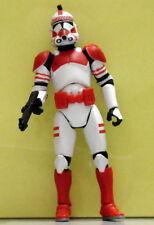 Star Wars TLC Legacy Rots Red Shock Trooper Loose