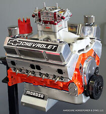 434ci Small Block Chevy Pro-Street Engine 663hp+ Built-To-Order Dyno Tuned