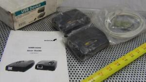 Star Tech USBThere - 1 Port Bus Powered USB Cat 5 Webcam Extender USB100EXT NEW