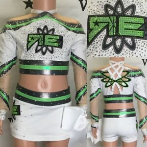 Cheerleading Uniform Real Allstar Youth Small