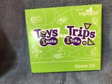 KINDERMUSIK Toys I Make-Trips I Take Home CD, like new condition