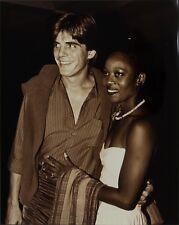 Roderick Spencer (Artist), Alfre Woodard (Stage Actress) ORIGINAL PHOTO