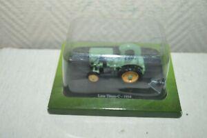 Tractor Lessa Titano C 1954 HACHETTE Colección Tractor/Traktor Metal Nuevo